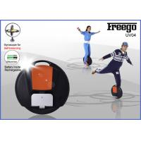 Wholesale UV04 Ono Wheel Self Balancing Car, Electric Stand Up Scooter with CE RoHs and FCC for Kids from china suppliers