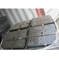 Wholesale Manhole cover for road from china suppliers