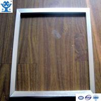 Wholesale Top quality silver anodized matt aluminum photo frames from china suppliers