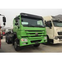Quality Capacity 25 - 40 Tons Cargo Truck Chassis SINOTRUK HOWO ZZ1257N4641W TR691 Tyre for sale