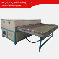 Buy cheap Vacuum press machine Single work table from wholesalers