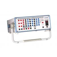 Wholesale 4 Phase AC Protection Relay Testing , 10 Output Channels K3063i from china suppliers