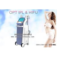 Wholesale 2 In 1 IPL Hair Removal Machine / Ulthera HIFU Machine For Facial Lift Skin Rejuvenation from china suppliers
