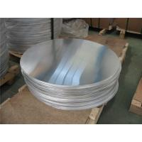 Wholesale Silver Smooth 1050 H34 Aluminium Circle / Aluminium Disc for Highway Road from china suppliers