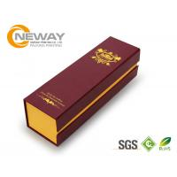 Wholesale Personalized Wine Packaging Boxes , Craft Beer Paper Gift Box 6 Bottles from china suppliers