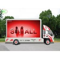 Buy cheap P10 Full Color Truck Mobile LED Display Billboard Outdoor LED Screen Video Player from wholesalers