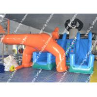 Wholesale Commercial Dinosaurs Inflatable Model For Rental , kids water slides from china suppliers