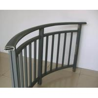 Wholesale Powder Painted Aluminum Hand Railings / Balustrade For Buildings from china suppliers