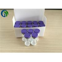 Wholesale Growth Hormone Sermorelin Weight Loss , White Powder 2mg Sermorelin Peptides from china suppliers