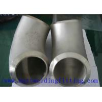 Wholesale ASME A234 WPB Elbow Stainless Steel Buttweld Pipe Fittings Seamless Or Weld from china suppliers