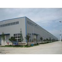 Wholesale Q235 / Q345 Workshop Steel Structure Metal Structure Buildings Environmentally Friendly from china suppliers