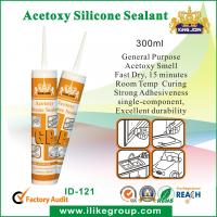 Wholesale General Purpose Acetoxy Silicone Sealant For Industrial With Acid Curing from china suppliers