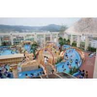 Wholesale Water Amusement Park Lazy River Pools With Wave Making Machine from china suppliers