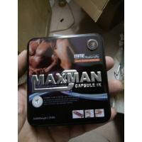 Wholesale Natural Male Sexual Enhancement Pill , Maxman IX Sex Capsules Male Enlargement Products from china suppliers