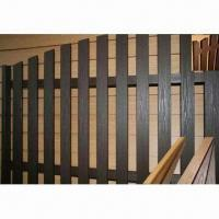 Wholesale WPC Fence, 100% Eco-friendly, Available in Various Colors, Easy to Install and Clean from china suppliers