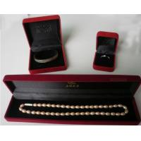 Wholesale Durable Custom Jewellery Box Foam Inserts for Necklace / Earrings from china suppliers