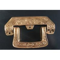 Wholesale Gold Silver Or Copper Funeral Accessories coffin handles for Coffin Decoration from china suppliers