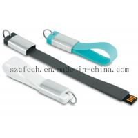 Buy cheap Promotional Bracelet USB Flash Drive/USB Flash Storage from wholesalers