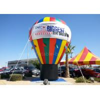 Wholesale Custom Printed Inflatable Advertising Balloons Large Waterproof With Banners from china suppliers