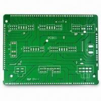 Wholesale Double-sided PCB, FR-4, Lead-free HASL, 1.6mm of thickness, UL-listed from china suppliers