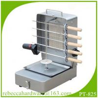 Wholesale Stainless steel gas mini portable barbecue grill with skewers from china suppliers