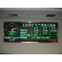 Wholesale Modular Matrix Message 2R1G Tri Color Led Display Screen P16 10mm Pixel Pitch from china suppliers