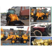 Wholesale farm tractor and garden machine 1.0 ton wheel loader for sale from china suppliers