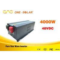 Wholesale Power UPS Solar Inverter 1000w 2000w 3000w 4000w 5000w 6000w 12v 24v 48v With Charger from china suppliers