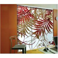 Wholesale Unique Interior Decorative Glass Doors / Art Glass Door For Glass Mural Walls from china suppliers
