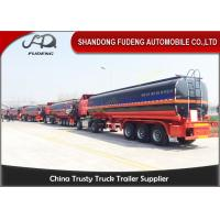 Wholesale Bitumen / Liquid Asphalt Trailers  With Volume Optional WABCO Valve from china suppliers