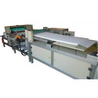 Wholesale Customized PU Panel Air Filter Rotary Pleating Machine 350mm Width from china suppliers
