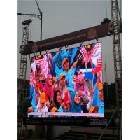 Wholesale SMD p6 outdoor led display Full Color / Stage Background led panel screen from china suppliers