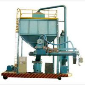 China Automatic Foundry Sand Reclamation Machine 220V / 380V 16KW Energy Saving on sale