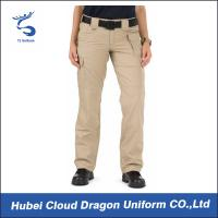 Wholesale 8 Pocket Military Combat Pants Men's Lightweight Cargo Pants For Autumn / Winter from china suppliers