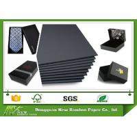 Wholesale SGS Qualified Degradable Thick Black Paperboard Package Boxes used from china suppliers