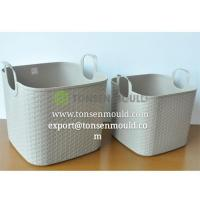 Wholesale industion big and small rattan style basket mould tooling from china suppliers