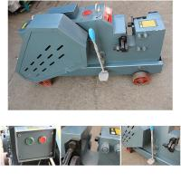Wholesale Steel Round Rebar Cutting And Bending Machine Efficient Manual Compact Structure from china suppliers