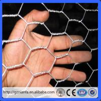 Quality Hot sale 1/2 inch chicken wire/Chicken hexagonal wire mesh/Guangzhou hexagonal mesh (Guangzhou Factory) for sale