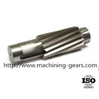 Wholesale Industrial Mechanical Stainless Steel Helical Gear Shaft For Gearbox Parts from china suppliers