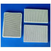 Wholesale 1000 ℃ High Temperature Thermal Shock Honeycomb Ceramic Plate With Large Surface Area from china suppliers