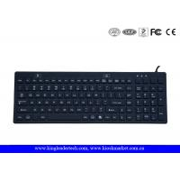 Buy cheap IP68 106Keys Waterproof Keyboard with Full Number Keys and Function Keys from wholesalers