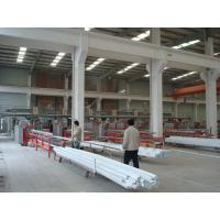Wholesale PE,PP,PVC wood plastic board extrusion line and pvc wood plastic profile production line from china suppliers