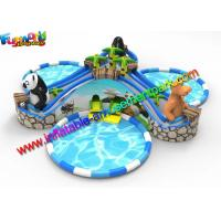 "Wholesale Beach Large Inflatable <strong style=""color:#b82220"">Water</strong> Parks , Pool Toys Inflatable <strong style=""color:#b82220"">Water</strong> Slides from china suppliers"