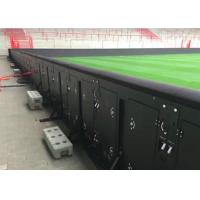 Wholesale High Refresh Rate Stadium Led Display Slim Cabinet P6 Front 1920 For Outdoor Sport Perimeter from china suppliers