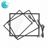 Wholesale Black Interactive Multi Infrared Touch Frame With USB from china suppliers