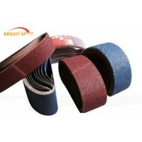 Wholesale Glass Polishing Diamond Sanding Belt , Decoration Industry Cloth Backed Sandpaper Rolls from china suppliers