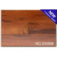 Buy cheap V-Groove Laminate Flooring 20056# 12mm with CE from wholesalers