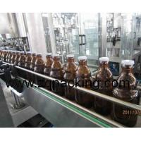 Wholesale Longway Automatic crown cap seaming machine for soft drink glass bottl from china suppliers