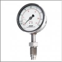 Wholesale Isolated diaphragm pressure gauge with flange mounting from china suppliers
