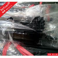 Wholesale Square Plastic Rod Flexible Acrylic Rods And Tubes Clear Black Color 2m Lenght from china suppliers
